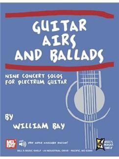 Guitar Airs & Ballads Books | Guitar, Guitar Tab