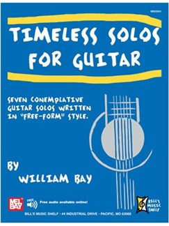 Timeless Solos for Guitar Books | Guitar
