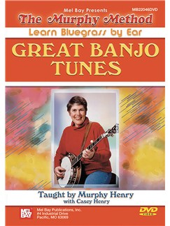 Great Banjo Tunes DVDs / Videos | Banjo