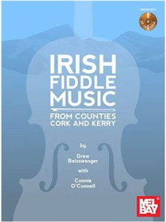 Irish Fiddle Music from Counties Cork and Kerry Books and CDs | Violin