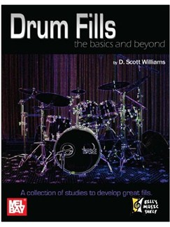 Drum Fills:  The Basics and Beyond Books | Drums