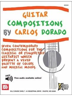 Guitar Compositions By Carlos Dorado Books | Guitar