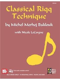 Classical Riqq Technique Books   Percussion