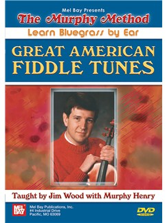 Great American Fiddle Tunes DVDs / Videos | Violin