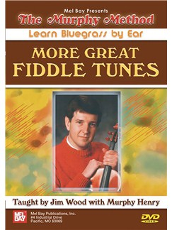 More Great Fiddle Tunes DVDs / Videos | Violin