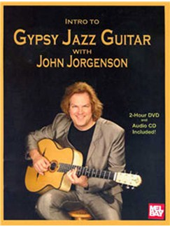 Intro To Gypsy Jazz Guitar With John Jorgenson Books, CDs and DVDs / Videos | Guitar