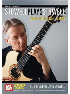 Stowell Plays Stowell DVDs / Videos | Guitar