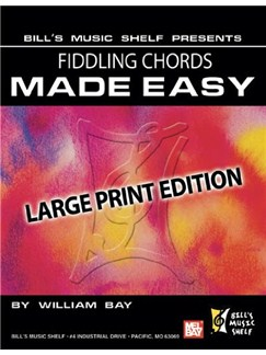Fiddling Chords Made Easy Books | Violin