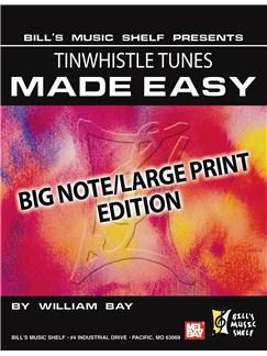 Tinwhistle Tunes Made Easy Books | Tin Whistle