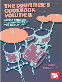 Drummer's Cookbook Volume 2 Books | Drums