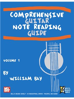 Comprehensive Guitar Note Reading Guide, Volume 1 Books | Guitar