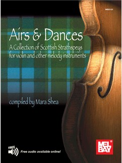 Airs And Dances Books | Violin, Treble Clef Instruments, C Instruments