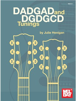 Julie Henigan: DADGAD and DGDGCD Tunings Books | Guitar, Guitar Tab