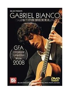Gabriel Bianco in Concert: GFA Winner 2008 (DVD) DVDs / Videos |