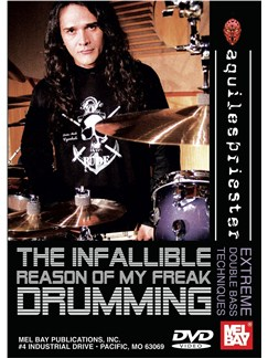 The Infallible Reason of My Freak Drumming DVDs / Videos | Drums