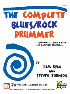 Complete Blues/Rock Drummer Books | Drums