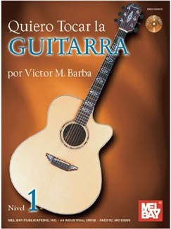 Quiero Tocar La Guitarra Books and CDs | Guitar