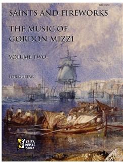 Saints and Fireworks, Volume Two - Gordon Mizzi Books   Guitar