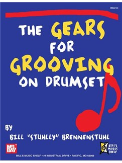 The Gears for Grooving on Drumset Books | Drums