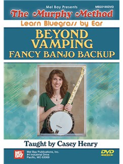 Beyond Vamping: Fancy Banjo Backup DVDs / Videos | Banjo