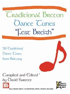 Traditional Breton Dance Tunes Fest Breizh Books |