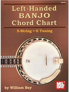 William Bay: Left-Handed Banjo Chord Chart  | Banjo