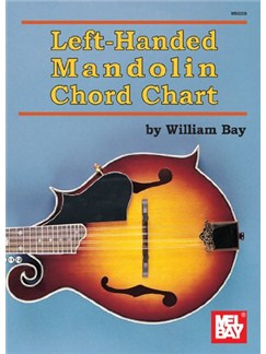 Left-Handed Mandolin Chord Chart  | Mandolin