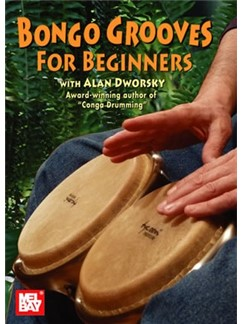 Alan Dworsky: Bongo Grooves For Beginners - Volume 1 DVDs / Videos | Percussion