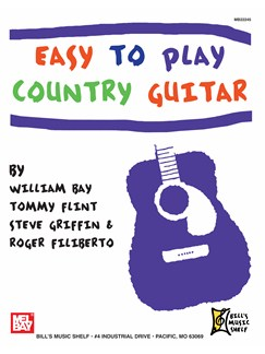 Easy to Play Country Guitar Books | Guitar