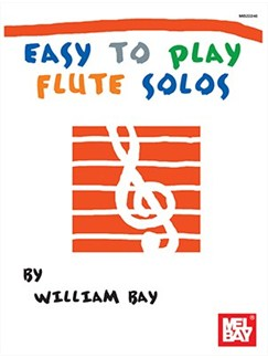 Easy to Play Flute Solos Books | Flute