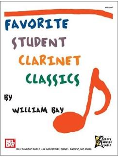 Favorite Student Clarinet Classics Books | Clarinet