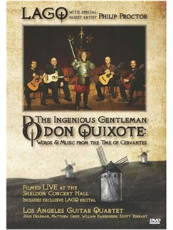 Lagq - Don Quixote DVDs / Videos | Guitar