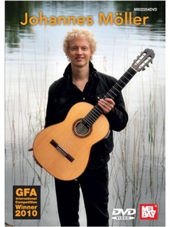 Johannes Moller - GFA Winner 2010 DVDs / Videos | Guitar