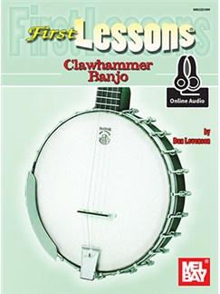 Dan Levenson: First Lessons Clawhammer Banjo (Book/Online Audio) Books and Digital Audio | Banjo