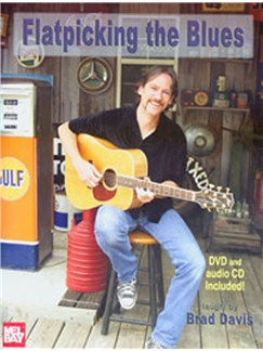 Flatpicking the Blues Books, CDs and DVDs / Videos | Guitar, Guitar Tab