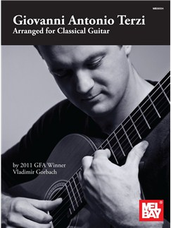 Giovanni Antonio Terzi: Arranged For Classical Guitar (Book) Books | Classical Guitar