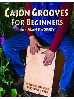Cajon Grooves for Beginners DVDs / Videos | Cajon