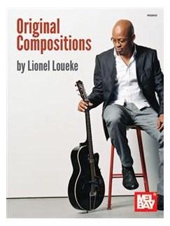 Lionel Loueke: Original Compositions Books | Guitar