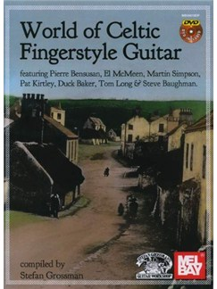 World of Celtic Fingerstyle Guitar Books and DVDs / Videos | Guitar