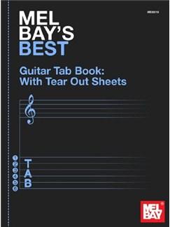 Mel Bay's Best Guitar Tab Book Books   Guitar
