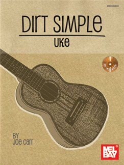 Dirt Simple Uke (Book/CD Set) Books and CDs | Ukulele