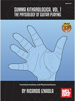 Summa Kitharologica Volume 1: The Physiology Of Guitar Playing - Functional Anatomy And Physiomechanics (Book/DVD Set) Buch und DVDs / Videos | Gitarre