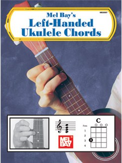 Mel Bay's Left-Handed Ukulele Chords Books | Ukulele
