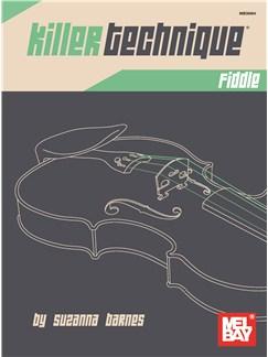 Suzanna Barnes: Killer Technique - Fiddle Books | Violin