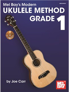 Joe Carr: Modern Ukulele Method Grade 1 Books and CDs | Ukulele