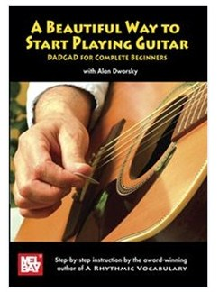 A Beautiful Way To Start Playing Guitar DVDs / Videos | Guitar