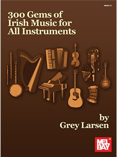 300 Gems Of Irish Music For All Instruments Books | All Instruments