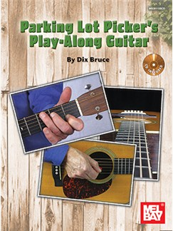 Parking Lot Picker's Play-Along: Guitar Books and CDs | Guitar