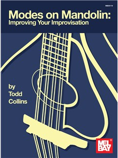 Todd Collins: Modes On Mandolin - Improve Your Improvisation Books | Mandolin