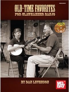 Dan Levenson: Old-Time Favourites For Clawhammer Banjo (Book/2 CDs) Books and CDs | Banjo